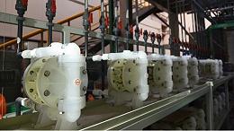 废水处理工程中耐酸碱自吸泵如何维护保养