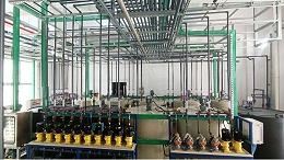 新材料废水处理工程中MBR抽吸泵的设计要点