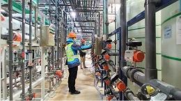 废水处理中钛电极使用注意事项