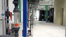 纺织工业园区废水处理
