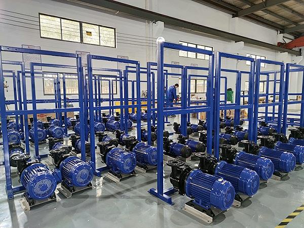 污水处理设备泵