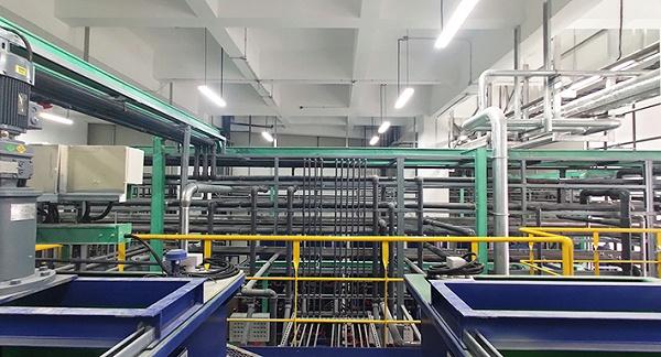 锂电池废水处理工程