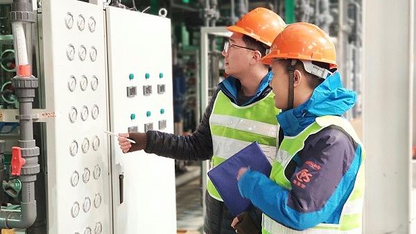 电镀工业废水处理