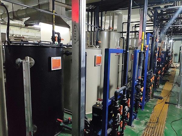 工业废水处理反渗透纯水