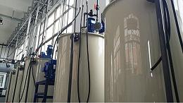 汉钟精机精密加工废水处理工程