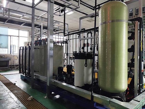 工业废水处理电化学法