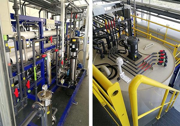 电子废水处理工程