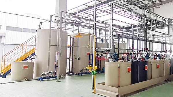 依斯倍&法国道达尔,合力推动工业废水处理工程项目