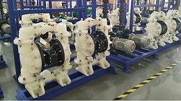 化工泵在工业废水处理中的应用