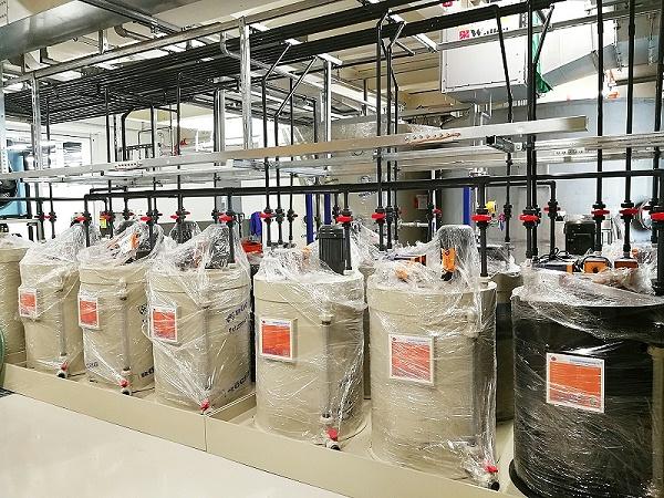 PVC新材料废水处理