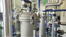 污水处理设备中保安过滤器工作原理