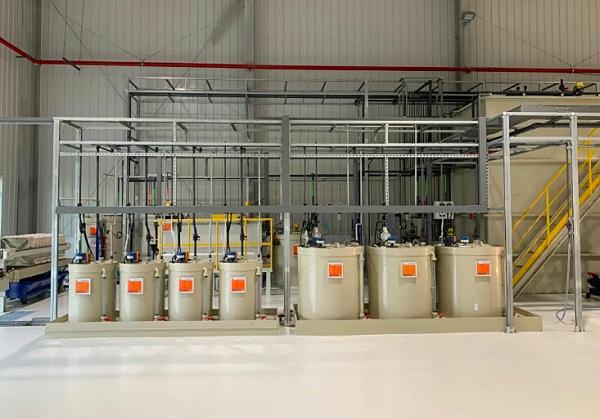 废水处理设备规范